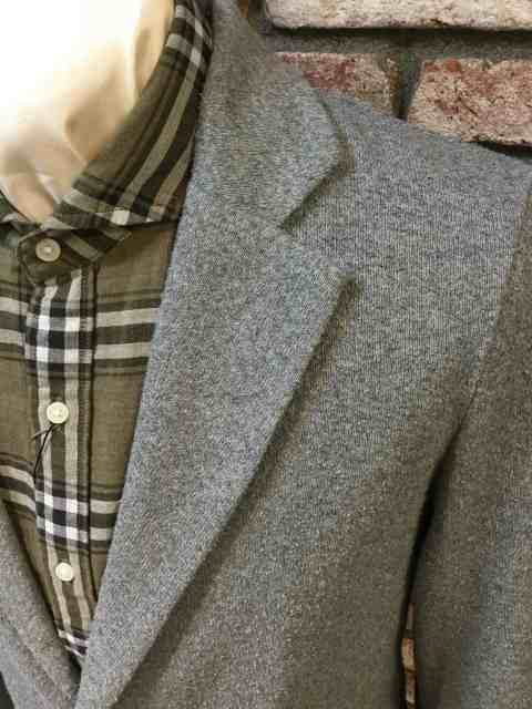 THREE DOTS ジャージーJK GREY 18SS