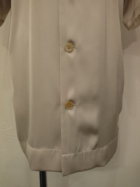 Embroidered Shirts 19SS WHI