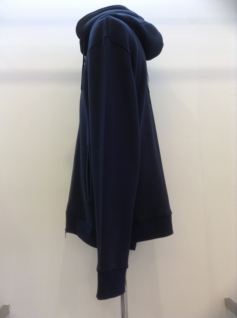 FIT MIHARAYASUHIRO High-neck Parka NAVY 17AW