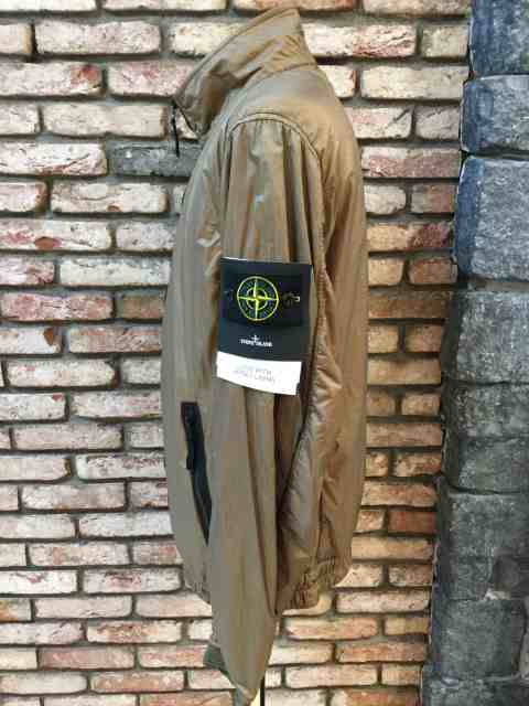 STONE ISLAND LUCID WITH JERSEY LINING GRY