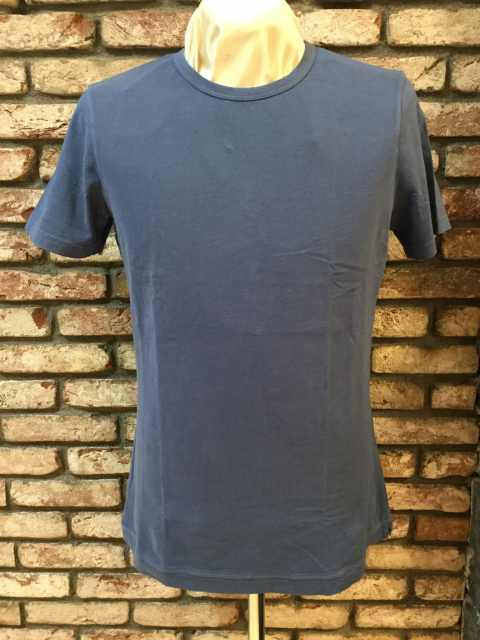 THREE DOTS クルーネック T-SH James BLUE 18SS