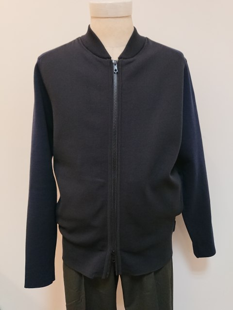 TOMORROWLAND Zip-Upブルゾン NAVY 19ss