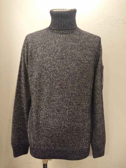 C.P.COMPANY FLEECE TURTLE KNIT 19AW 313