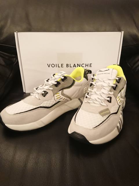 VOILE BLANCHE CLUB01 WHT 20SS