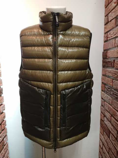 C.P.COMPANY DD Shell Padded Vest 20AW
