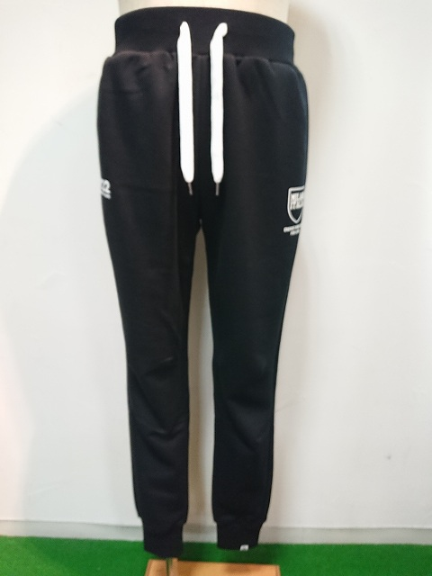 SY-32 SHIELD LOGO SWEAT PANT BLK