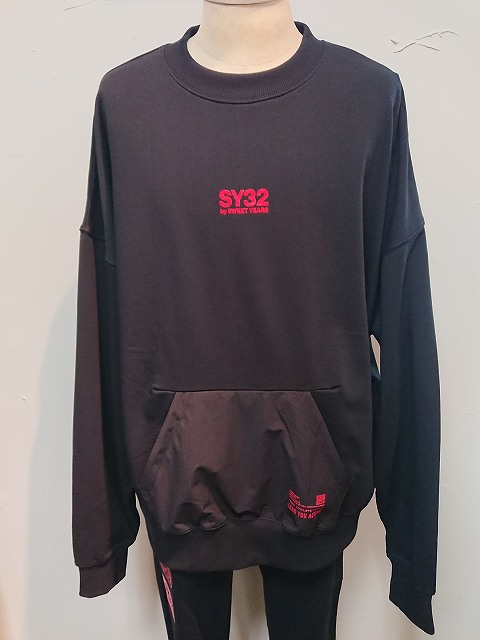 SY-32 HYDROFUGE P/O CREW BLK/RED