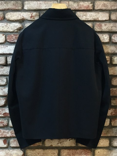 TOMORROWLAND ZIP-UPブルゾン BLK 18AW