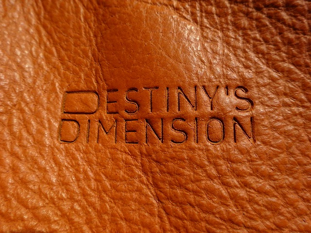 DESTINY'S DIMENSION Tribeca Brown/Orange