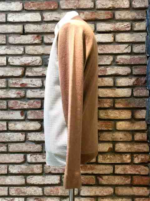 TOMORROWLAND Zip-Upブルゾン BEIGE 18ss